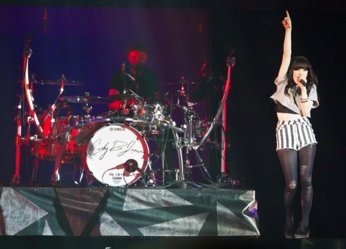 Carly Rae Jepsen le 21 février 2013 à Manchester