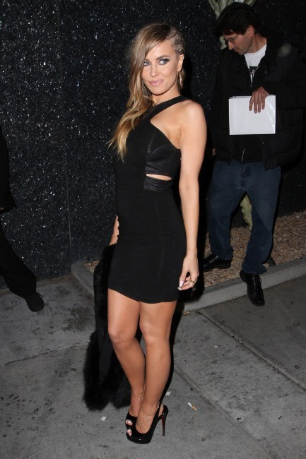 Carmen Electra le 12 mars 2013 à Los Angeles
