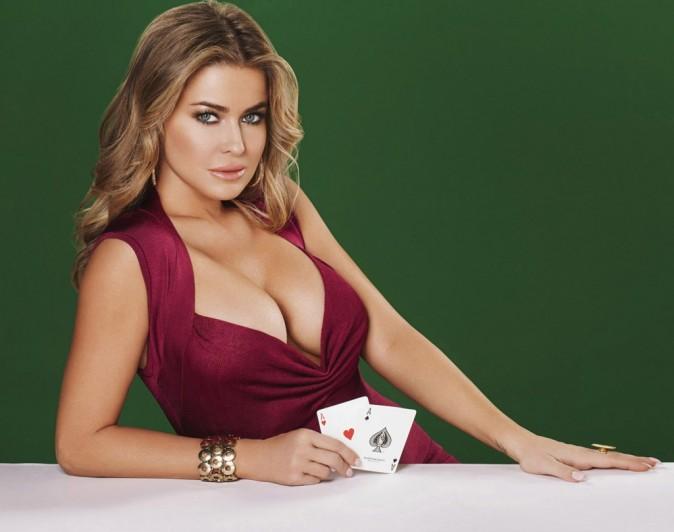 Dur de garder sa poker face !