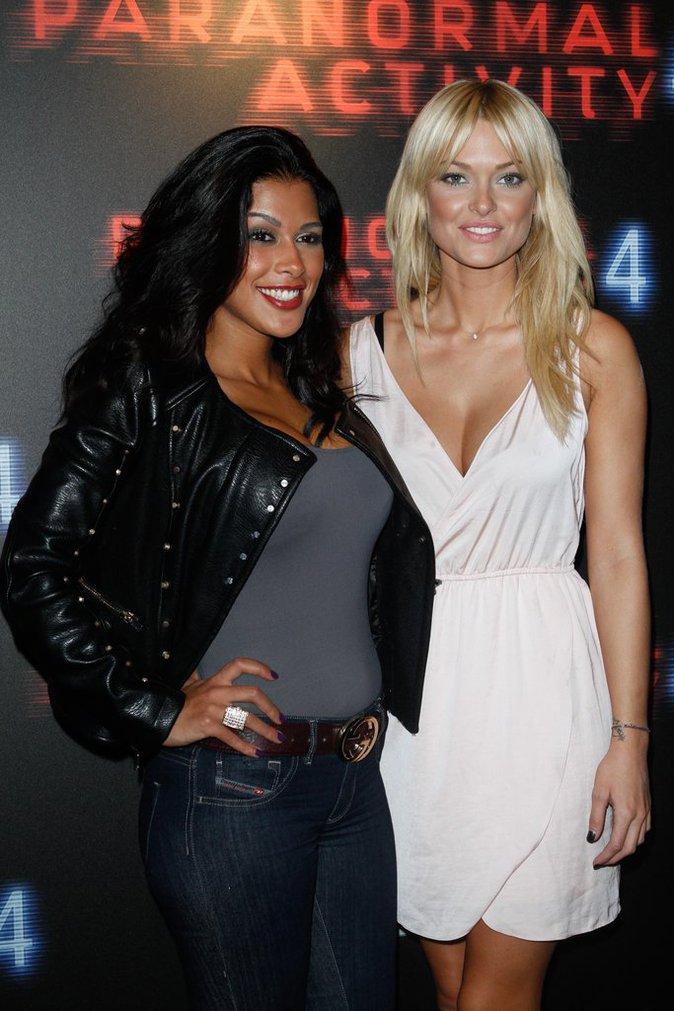 """Caroline Receveur et Ayem Nour : les héroïnes de la fiction """"Hollywood Girls"""""""