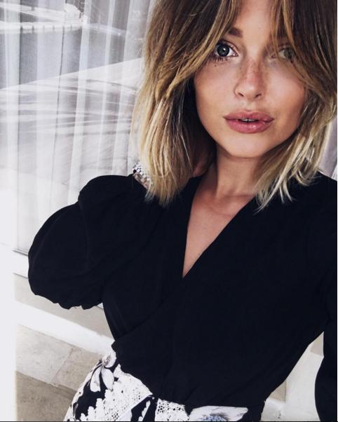 Photos : Caroline Receveur : toujours aussi sexy à Bali !