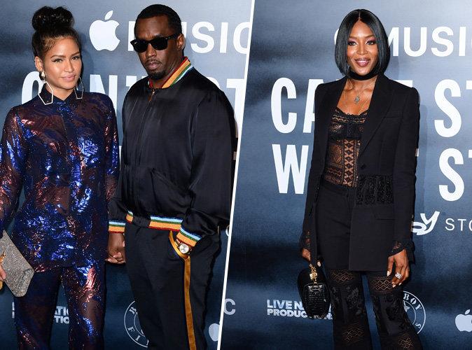 Cassie, P. Diddy, Naomi Campbell... présents à Londres pour une Bad Boy Story !