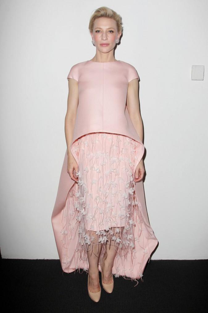 Cate Blanchett lors de la première du film Blue Jasmine à New York, le 22 juillet 2013.