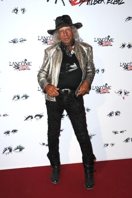 """James Goldstein lors de la soirée """"Lancôme Show by Alber Elbaz"""" à Paris, le 2 juillet 2013."""
