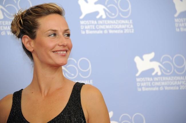La ravissante actrice belge