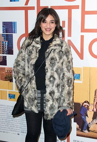 Camélia Jordana à Paris le 25 novembre 2013