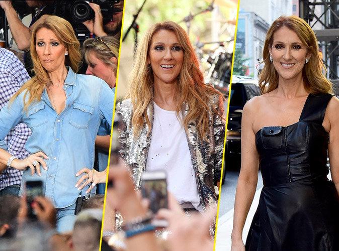 Céline Dion le 22 juillet à New York
