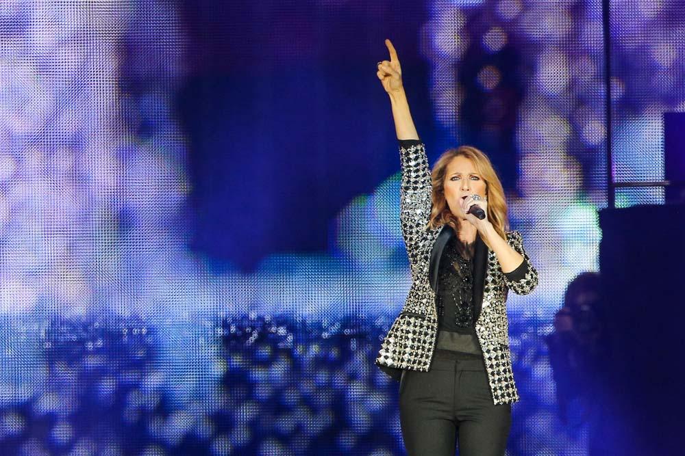 Céline Dion : scandale à son concert de Bordeaux, une fan perd 650 euros !