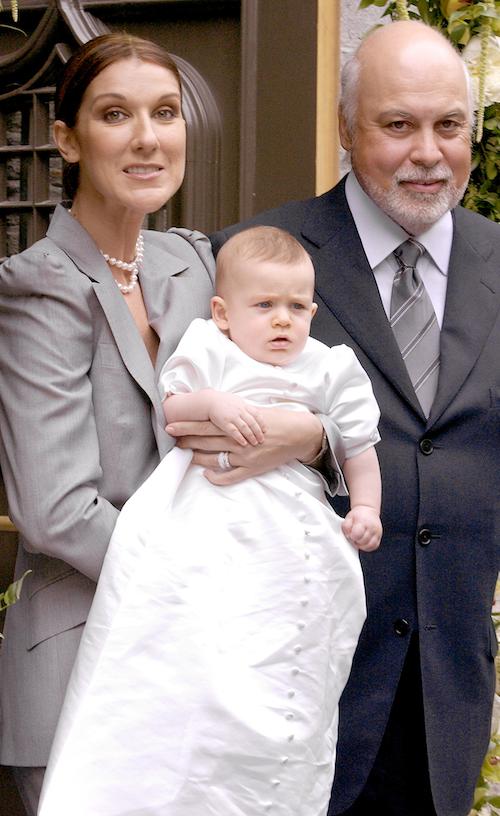 Le baptême de René-Charles