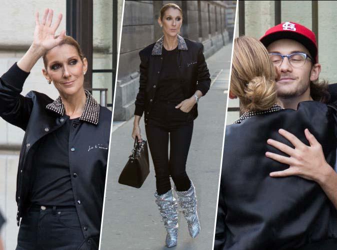 Céline Dion interpellée à Paris pour un fashion faux pas !