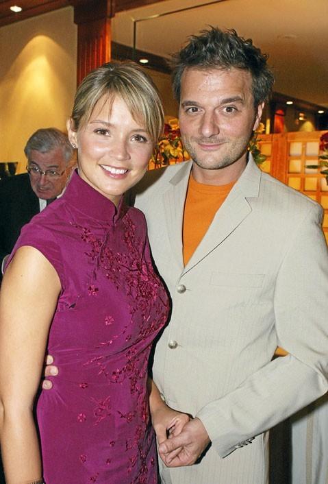 Photos : le couple de stars Virginie Efira/Patrick Ridremont s'est marié trop jeune !