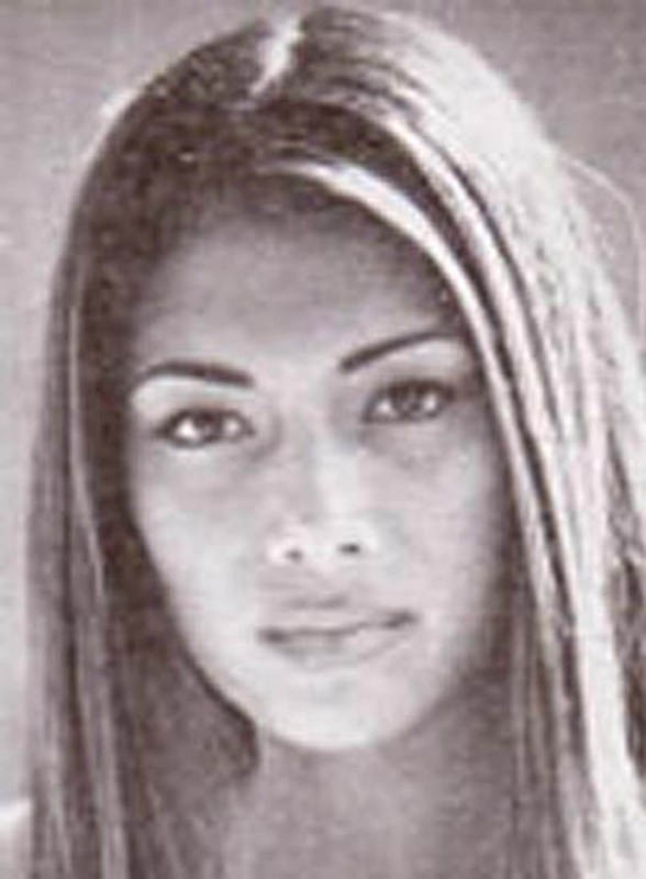 Nicole Scherzinger, très jeune et déjà canon