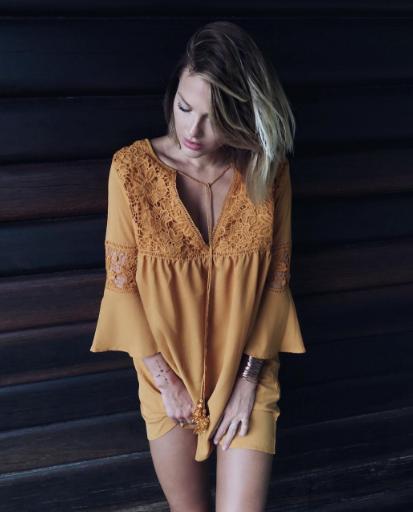 Caroline Receveur - Instagram carolinereceveurlucas