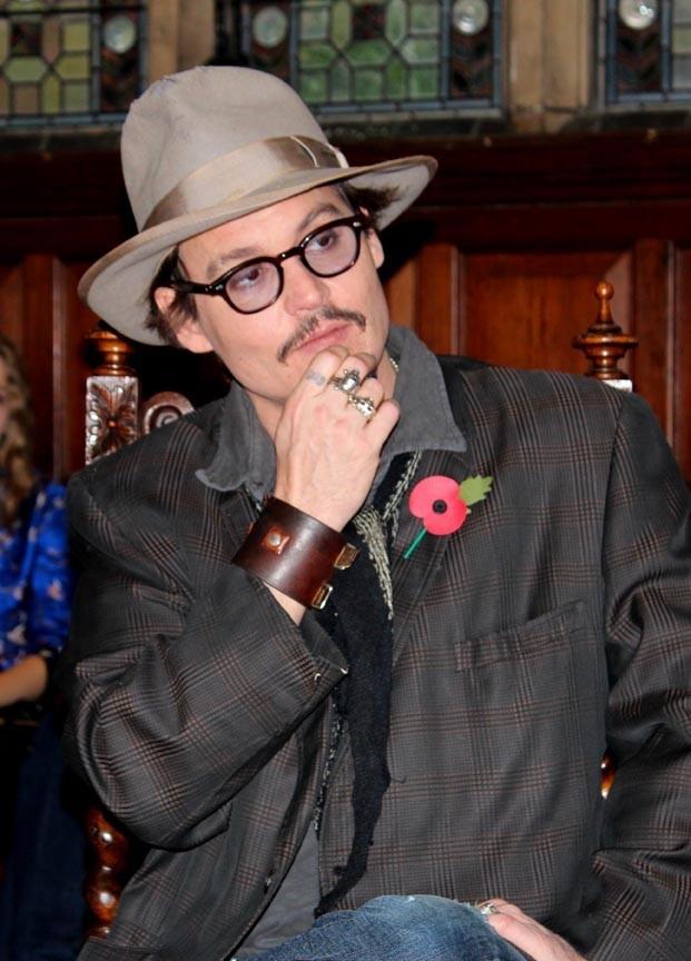 Johnny Depp, petit joueur ?