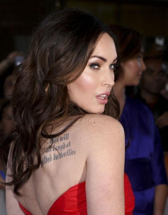 Megan Fox se prend pour Angelina Jolie...