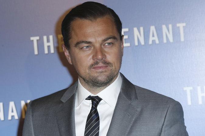 Leonardo Dicaprio a lancé sa fondation Leonardo Dicaprio