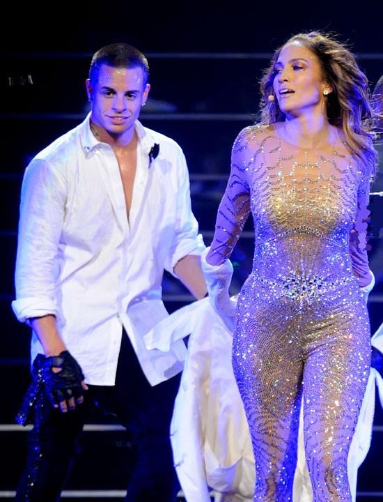Jennifer Lopez craque pour Casper Smart !
