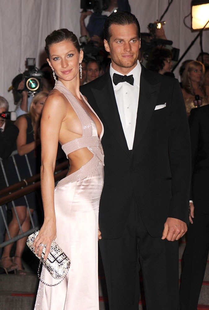 Gisele Bündchen est en couple avec Tom Brady