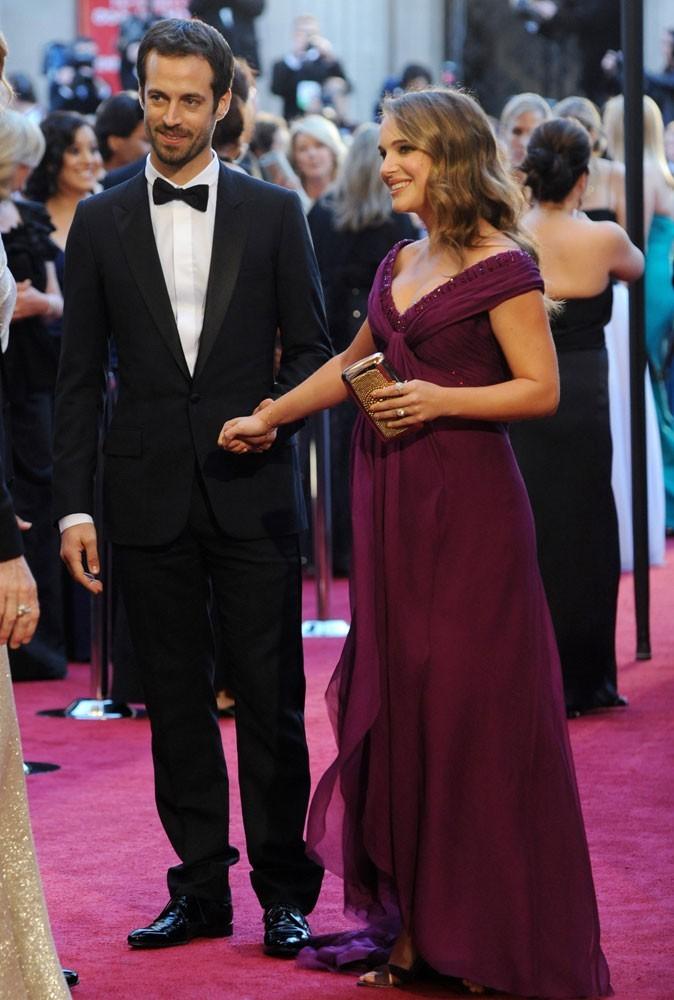 Natalie Portman est en couple avec Benjamin Millepied