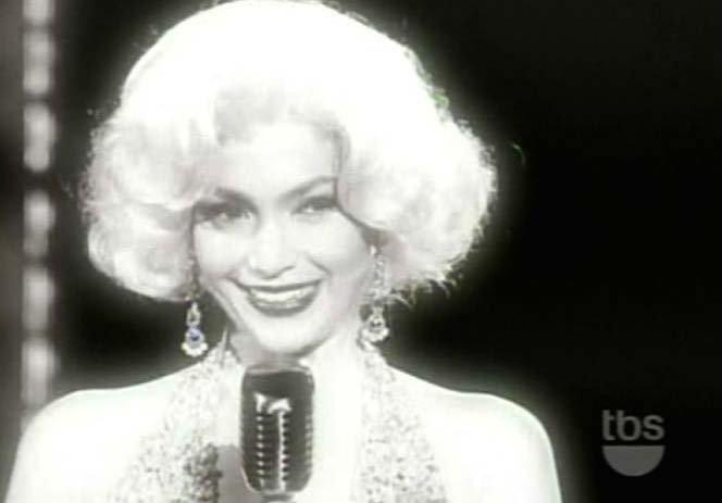 Jennifer Lopez en Marilyn Monroe