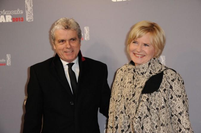 Claude Serillon et Catherine Ceylac