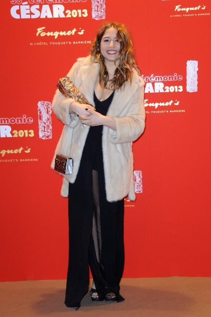 Izia Higelin le 22 février 2013 à Paris