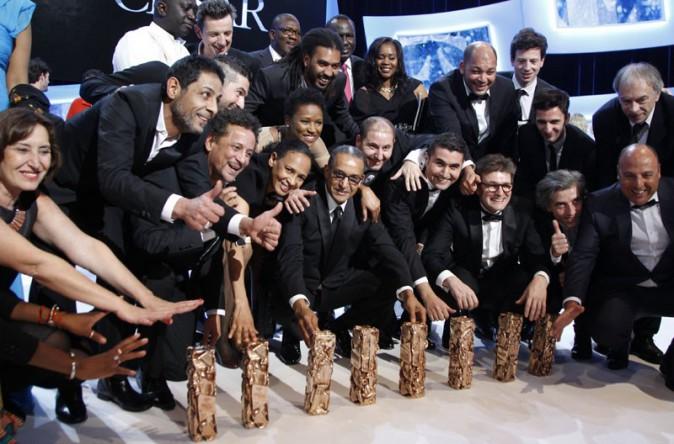 César 2015 : découvrez le palmarès complet et les gagnants avec leurs trophées !
