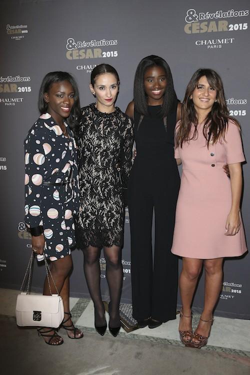Révélations César 2015 : Géraldine Nakache, Karidja Touré, Rachida Brakni et Assa Sylla
