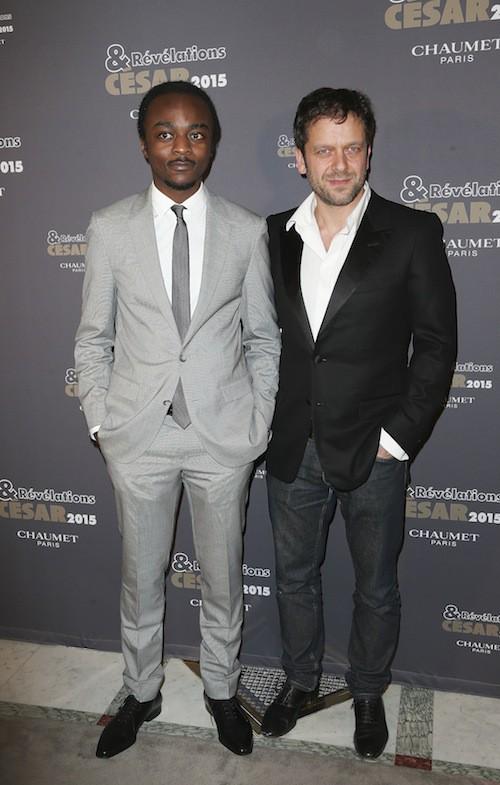 Révélations César 2015 : Marc Zinga et Jonathan Zaccai