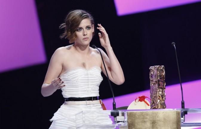 Kristen Stewart aux César le 20 février 2015