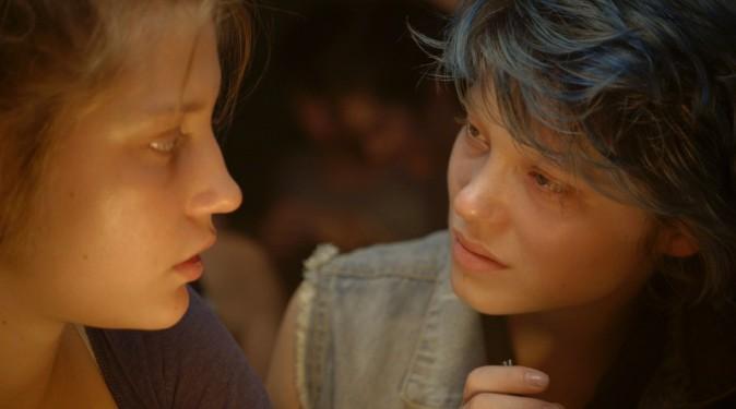 """Adèle Exarchopoulos nominée """"meilleur espoir féminin"""" pour La vie d'Adèle"""