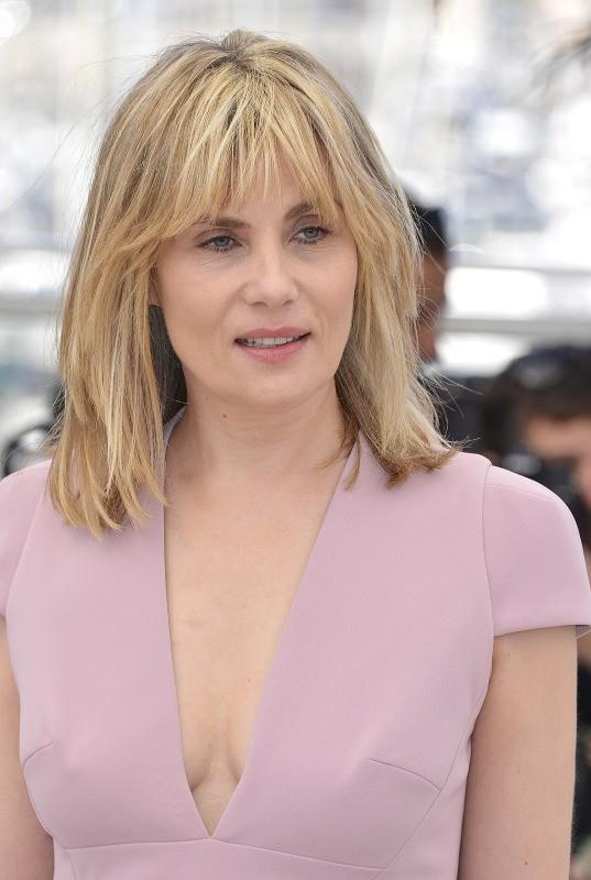 """Emmanuelle Seigner nominée """"meilleure actrice"""" pour La Vénus à la Fourrure"""
