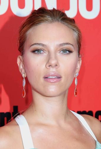 Scarlett Johansson recevra ce soir un César d'honneur