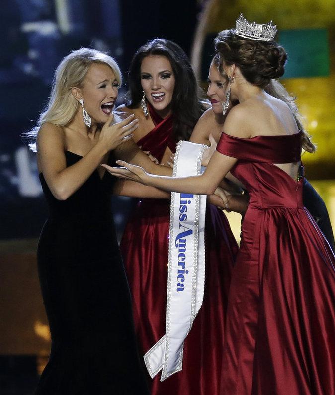 Photos : cette Miss... dont tout le monde parle !