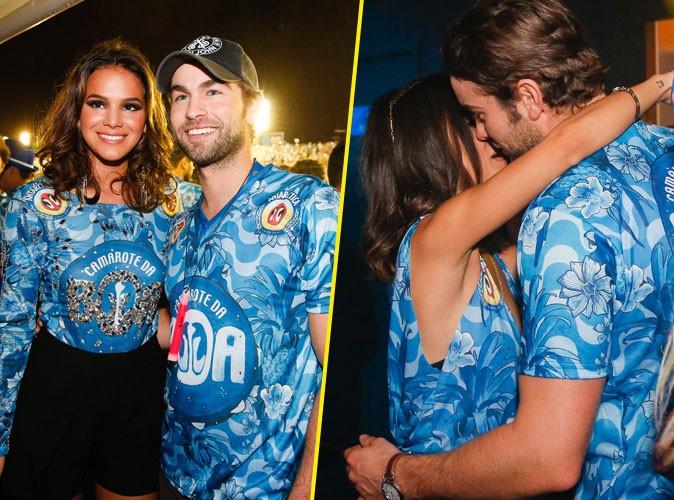 Chace Crawford : tous les flirts sont permis au Brésil, même avec l'ex de Neymar !