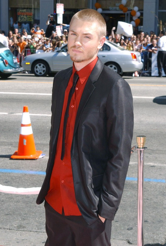 Photos : Chad Murray en 2004