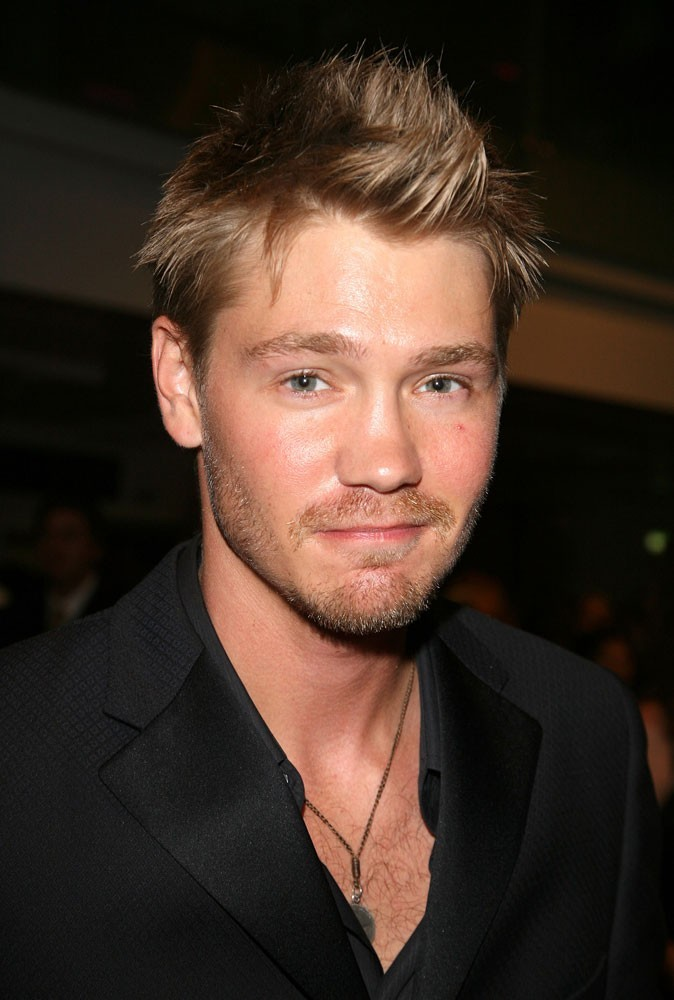 Photos : Chad Murray en 2007