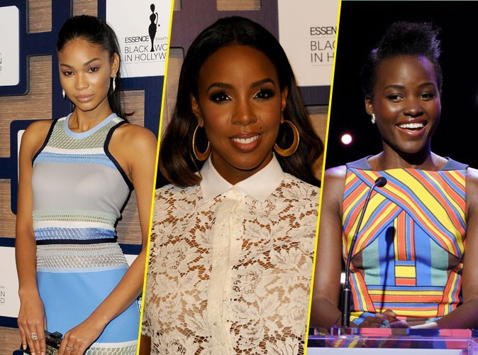 Photos : Chanel Iman, Kelly Rowland, Lupita Nyong'o... Les femmes puissantes des Black Women in Hollywood !