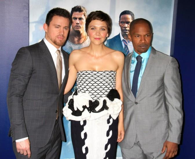 Channing, Maggie et Jamie