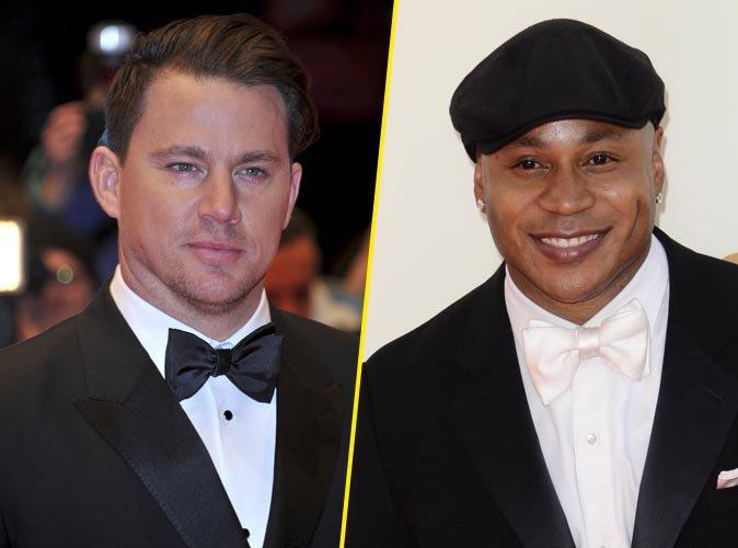 Photos : Channing Tatum et L.L. Cool J : Direction Harvard !