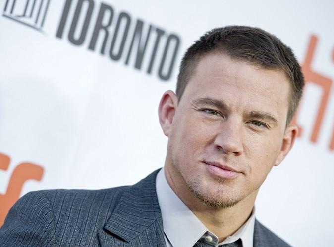 Channing Tatum à Toronto le 8 septembre 2014