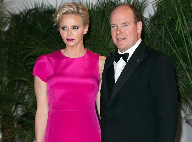 Photos : Charlène Wittstock et le Prince Albert : élégants pour célébrer le Gala du Grand Prix de Monaco !