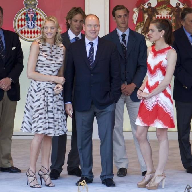 Le 2 juillet, elle fera partie de la famille royale...