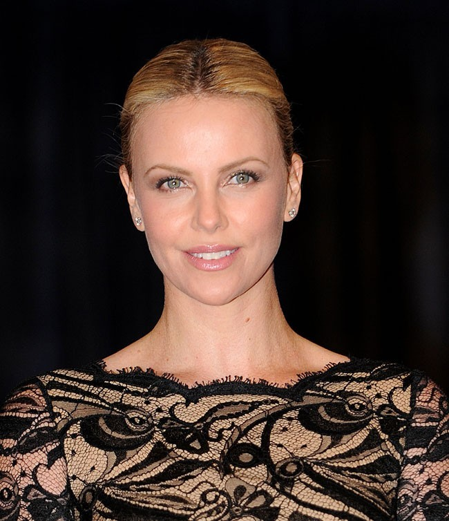 Charlize Theron le 28 avril 2012 à Washington