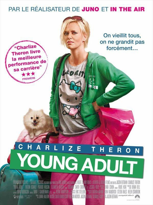 Photos : Charlize Theron est Mavis Gary dans Young Adult