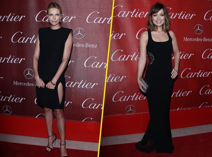 Qui porte le mieux la robe noire ?