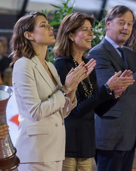 Charlotte Casiraghi à Monaco le 28 juin 2013