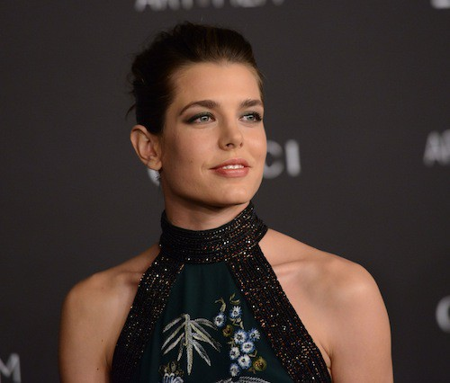 Photos : Charlotte Casiraghi : princesse solo mais rayonnante !