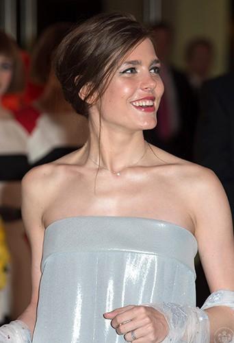 Charlotte Casiraghi à Monaco le 29 mars 2014