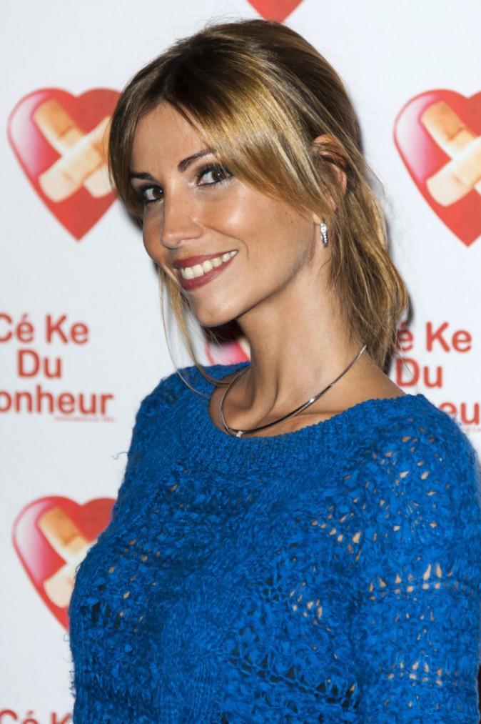 Alexandra Rosenfeld à Paris le 14 octobre 2014